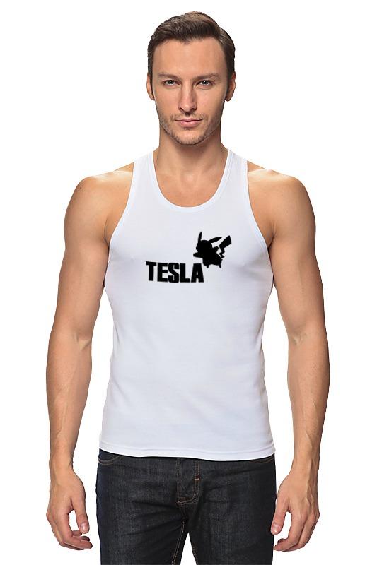 Майка классическая Printio Tesla кружка printio tesla
