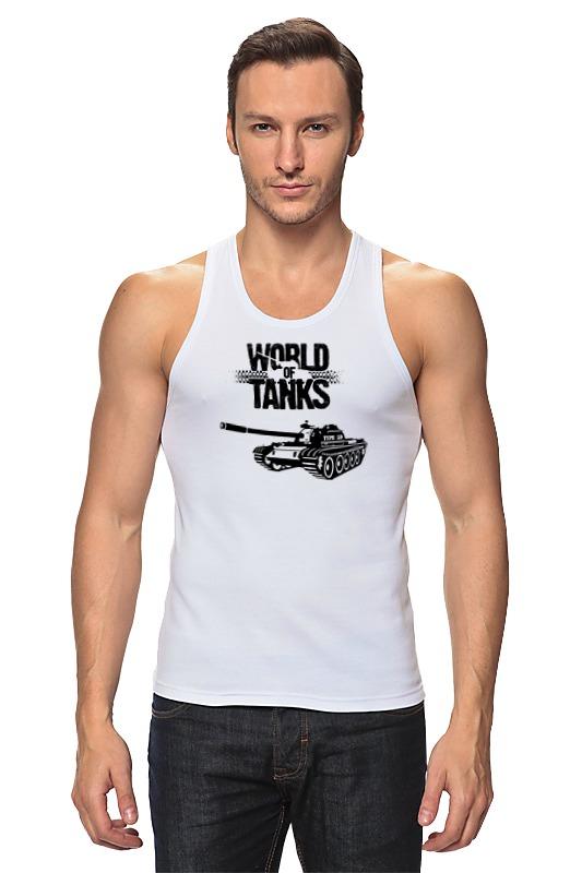 Майка классическая Printio World of tanks - type 59 майка классическая printio sadhus of india