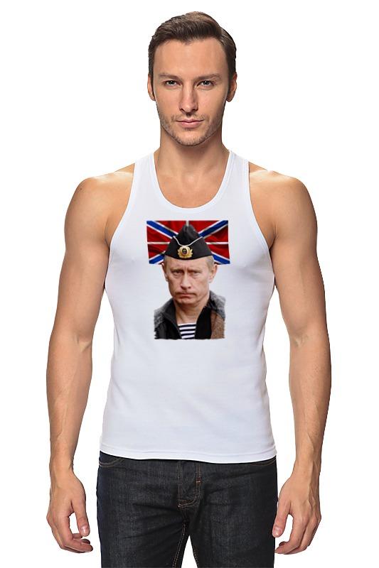 Майка классическая Printio Putin