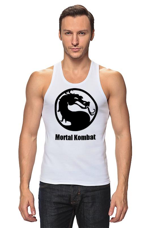 Майка классическая Printio Mortal kombat mortal kombat xl ps4