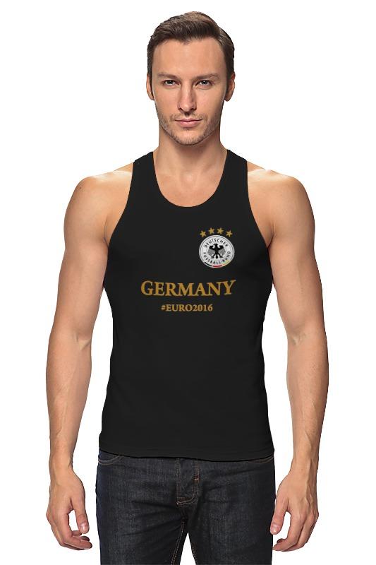Майка классическая Printio Сборная германии по футболу евро 2016 майка классическая printio с пробегом по германии