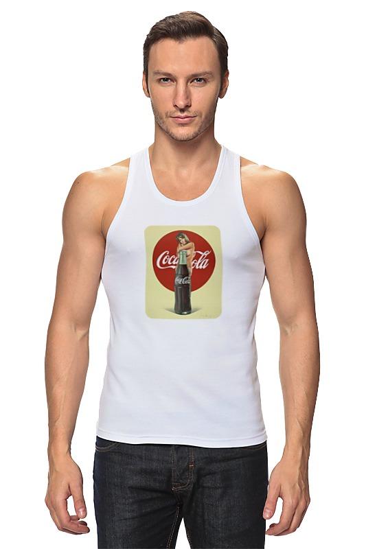 Майка классическая Printio Coca-cola майка классическая printio coca cola