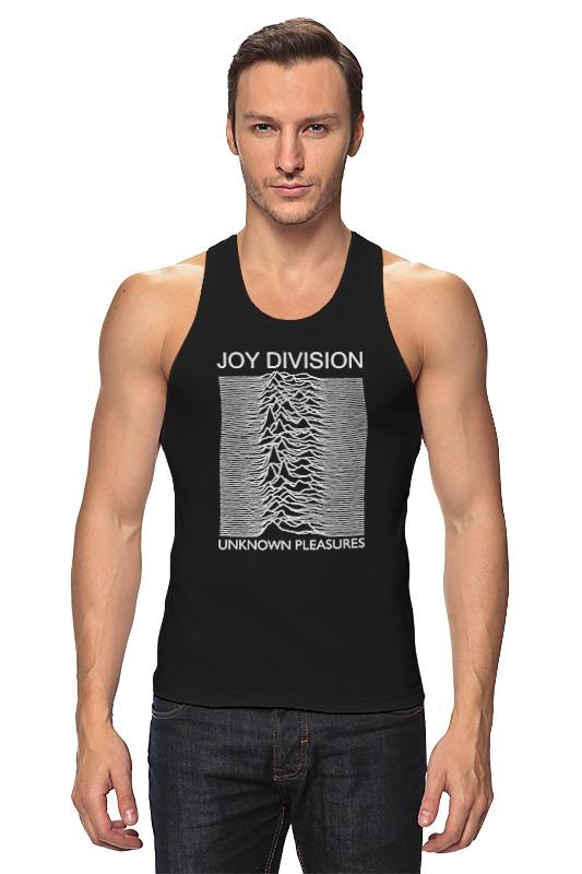 Майка классическая Printio Joy division чехол для ноутбука 14 printio joy division