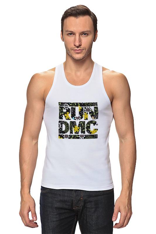 Майка классическая Printio Run dmc