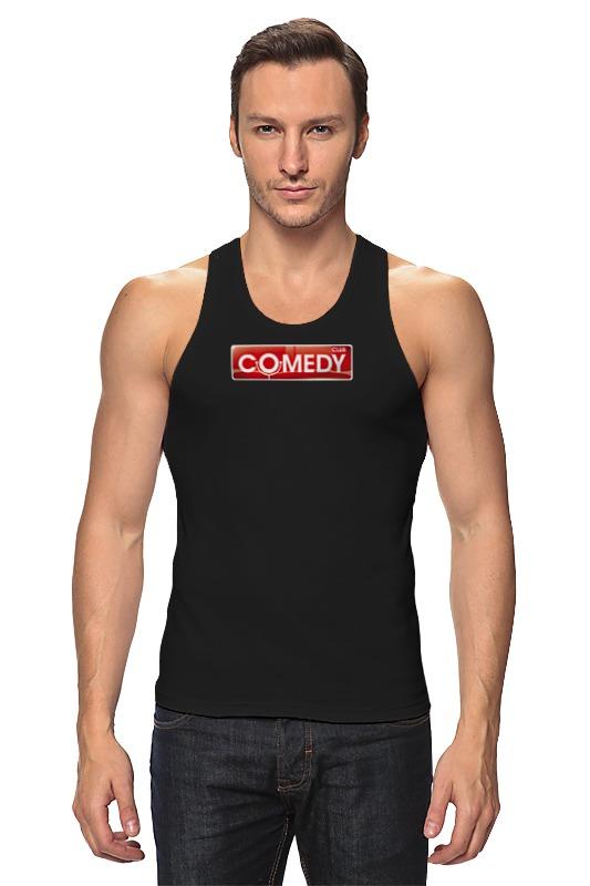 Майка классическая Printio Comedy club comedy club санкт петербург
