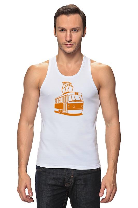 Printio Трамвай футболка классическая printio трамвай