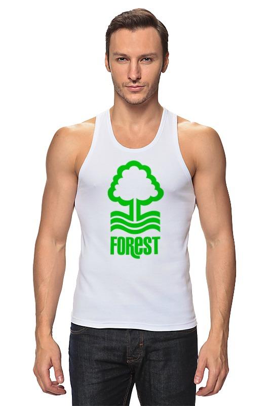 Майка классическая Printio Лес (дерево) лонгслив printio лес дерево