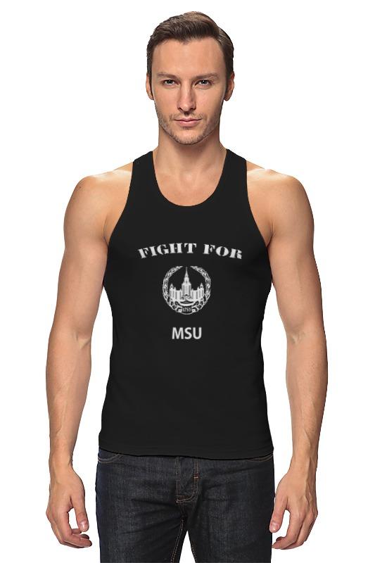 Майка классическая Printio Fight for msu детская футболка классическая унисекс printio fight for msu