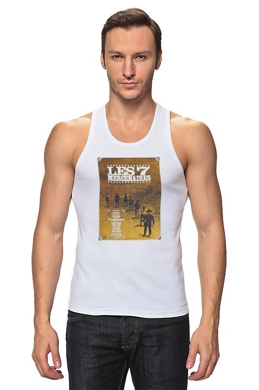 Майка классическая Printio Magnificent seven футболка wearcraft premium printio magnificent seven