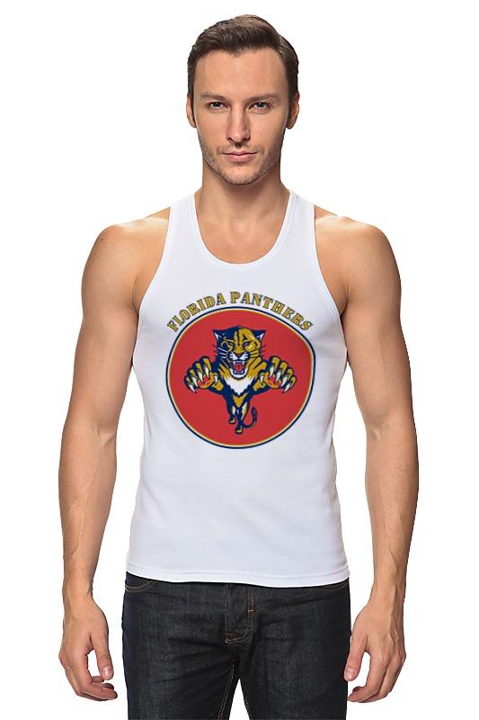 Майка классическая Printio Флорида пантерс цена