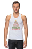 """Майка классическая """"Christmas Tree"""" - новый год, звезда, рождество, new year, christmas, christmas tree, 2015"""