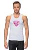 """Майка (Мужская) """"Супермама (Supermom)"""" - супер, super, мама, mom, supermom"""