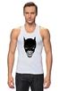 "Майка классическая ""Бэтмен и Джокер"" - joker, batman, джокер, бэтмен"