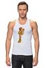 "Майка классическая ""Гарфилд"" - кот, рыжий, котейка, гарфилд, garfield"