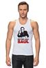 "Майка (Мужская) ""Better call Saul"" - во все тяжкие, breaking bad, better call saul, лучше звоните солу, сол гудман"
