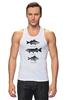 """Майка (Мужская) """"Коллекция рыб"""" - рыба, fish, рыбалка"""
