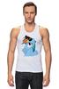 """Майка классическая """"Rainbow Dash"""" - радуга, очки, дружба, pony, rainbow dash, mlp, my little pony, пони, dash, fim"""