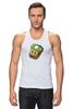 """Майка классическая """"Одна Жизнь (Марио)"""" - mario, mushroom, марио, грибочек, сэндвич"""