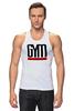 "Майка (Мужская) ""GYM ULTIMATE"" - gym, мотивация, сила, стремление, спортзал"