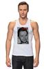 """Майка классическая """"Depeche Mode"""" - depeche mode, депеш мод, dm, dave gahan, martin gore"""