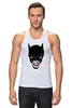 "Майка (Мужская) ""Бэтмен и Джокер"" - joker, batman, джокер, бэтмен"