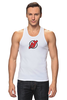 "Майка классическая ""NJ Devils"" - хоккей, спортивная, nhl, нхл, devils, нью джерси, nj"