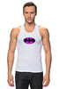 "Майка классическая ""Бэтмен (Batman)"" - batman, бэтмен"