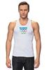 """Майка классическая """"Olympic Champion"""" - olympic games, sochi 2014, сочи 2014, олимпийские игры"""