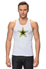 "Майка классическая ""Starman"" - star, звезда, stars, звёзды, starman"