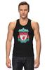 """Майка (Мужская) """"Liverpool (Ливерпуль)"""" - football, uk, ливерпуль, liverpool, футбольный клуб"""