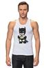 "Майка классическая ""Batman"" - batman, бэтмен"