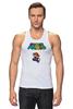 """Майка классическая """"Super Mario"""" - денди, dendy, марио, mario bros, 8bit"""