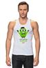 "Майка (Мужская) ""The Minion Hulk                 "" - супергерои, hulk, миньоны, халк, minion"