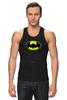 """Майка (Мужская) """"Dead Batman"""" - batman, бэтман"""