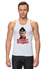 "Майка (Мужская) ""Путин. Все идет по плану!"" - путин, президент, putin, патриотические футболки"