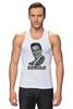 """Майка классическая """"Arnold Schwarzenegger"""" - кино, arnold schwarzenegger, терминатор, terminator, арнольд шварценеггер"""