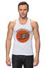 "Майка классическая ""Anaheim Ducks"" - спорт, хоккей, nhl, нхл, anaheim ducks"