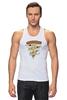 "Майка (Мужская) ""Пицца Навсегда (Pizza Forever)"" - пицца, pizza"