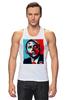 """Майка классическая """"Обама"""" - usa, обама, сша, президент, власть, obama"""