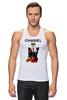 """Майка (Мужская) """"Chanel"""" - прикол, юмор, духи, бренд, fashion, коко шанель, brand, coco chanel, шанель, perfume"""