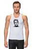 "Майка (Мужская) ""Edward Snowden"" - америка, россия, цру, edward snowden, эдвард сноуден"