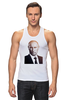 """Майка классическая """"Путин-Арт"""" - россия, путин, президент, кремль, ввп"""