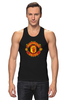 "Майка классическая ""Manchester United 1878"" - club, london, football, uk, манчестер юнайтед, mu, manchester united, футбольный клуб, fc, manutd"