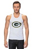 "Майка классическая ""Green Bay Packers"" - nfl, американский футбол, green bay packers, грин-бей пэкерс"