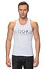 """Майка классическая """"Нераскрывшееся кольцо (снежинка)"""" - олимпиада, sochi, olympics, сочи 2014, нераскрывшееся кольцо, нераскрывшаяся снежинка, олимпийская эмблема"""