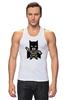 """Майка (Мужская) """"Бэтмен (Batman)"""" - batman, бэтмен"""