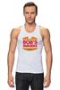 "Майка (Мужская) ""Закусочная Боба (Bob's Burgers)"" - закусочная боба, bobs burgers"