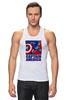 "Майка классическая ""Капитан Америка"" - комиксы, кэп, мстители, марвел, капитан америка"