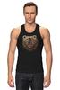 """Майка (Мужская) """"Пиксельный Медведь"""" - bear, медведь, pixel art, пиксели, 8 бит"""