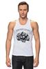 "Майка классическая ""Бодибилдер"" - спорт, бодибилдинг, fitness, bodybuilding, бодибилдер"